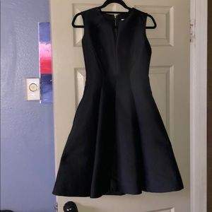 Kate spade black Fit and flare dress
